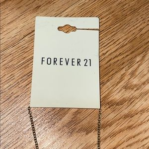 Forever 21 Jewelry - Lion necklace